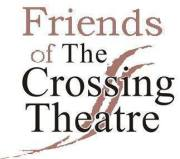Friends of the Crossing Theatre logo